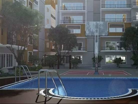 1655 sqft, 3 bhk Apartment in Venkat Windsor East KR Puram, Bangalore at Rs. 57.9200 Lacs
