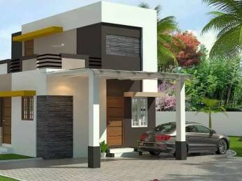 1113 sqft, 3 bhk Villa in Builder pavithram villa Pudussery Central, Palakkad at Rs. 25.0000 Lacs