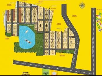 1980 sqft, Plot in Builder Diwan gardens Diwan Cheruvu Road, East Godavari at Rs. 18.7000 Lacs