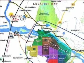 1350 sqft, Plot in Builder pudami developers Amaravathi, Vijayawada at Rs. 7.5000 Lacs