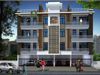 900 sqft, 2 bhk Apartment in Chaudhary Samyak Sadan Kalyanpur, Kanpur at Rs. 35.0000 Lacs