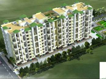 1260 sqft, 3 bhk Apartment in Sky Developers Kasturi Heights Wathoda, Nagpur at Rs. 37.8000 Lacs