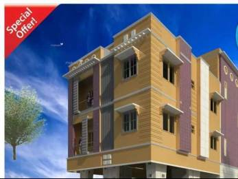 850 sqft, 2 bhk Apartment in Builder Project Balaji Nagar, Chennai at Rs. 63.7000 Lacs