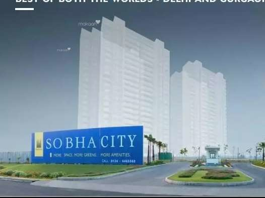 1381 sqft, 2 bhk Apartment in Sobha City Sector 108, Gurgaon at Rs. 1.2015 Cr