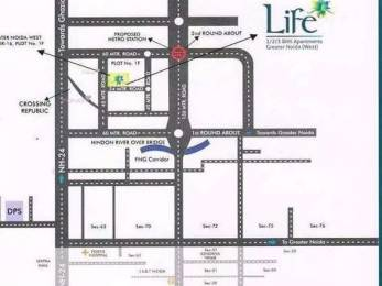 1945 sqft, 4 bhk Apartment in Aadhaar Life Sector 16 Noida Extension, Greater Noida at Rs. 60.2900 Lacs