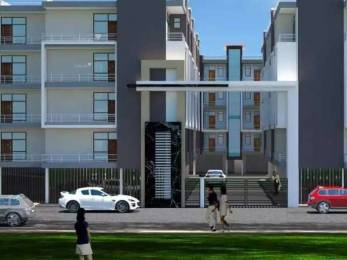 515 sqft, 1 bhk Apartment in Builder Green view Apartment Crossing Crossing Republik, Ghaziabad at Rs. 12.5010 Lacs