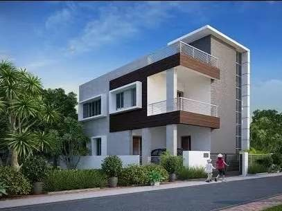 1850 sqft, 3 bhk Villa in Builder Pearl Exotica Hanspal, Bhubaneswar at Rs. 54.9900 Lacs
