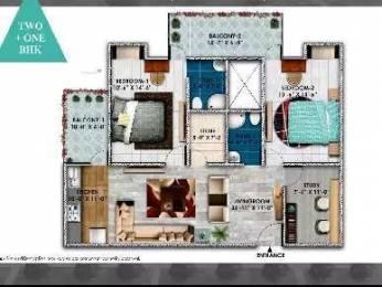 1180 sqft, 2 bhk Apartment in Delhi Delhi Gate Chhawla, Delhi at Rs. 43.0000 Lacs