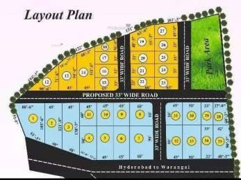 1800 sqft, Plot in Builder Project Yadagirigutta, Hyderabad at Rs. 17.0000 Lacs