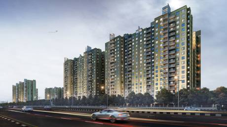 750 sqft, 2 bhk Apartment in Shapoorji Pallonji Joyville Howrah, Kolkata at Rs. 24.3750 Lacs