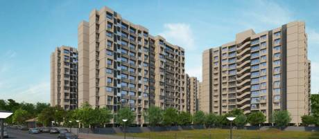 1665 sqft, 3 bhk Apartment in Ajmera And Sheetal Casa Vyoma Vastrapur, Ahmedabad at Rs. 1.0323 Cr