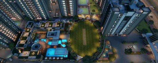 4800 sqft, 4 bhk Apartment in JP Iscon Iscon Platinum Bopal, Ahmedabad at Rs. 60000