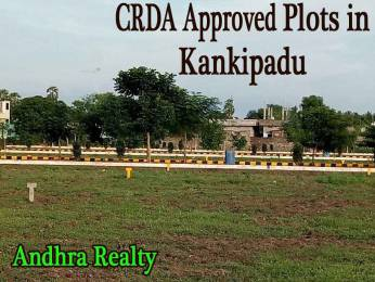 1620 sqft, Plot in Builder Andhra REalty Kankipadu, Vijayawada at Rs. 21.6000 Lacs