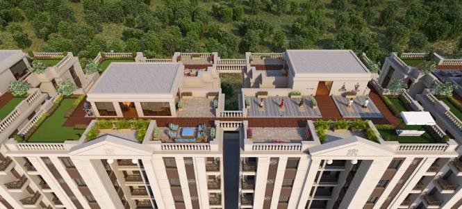 1000 sqft, 2 bhk Apartment in Builder Project Vasna Road, Vadodara at Rs. 28.5000 Lacs