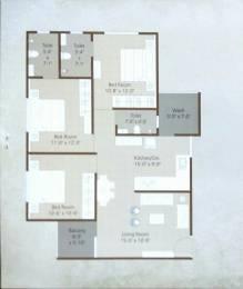 1395 sqft, 3 bhk Apartment in Builder Project Sevasi, Vadodara at Rs. 29.0000 Lacs