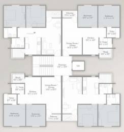 1001 sqft, 2 bhk Apartment in Builder Project sama savli road, Vadodara at Rs. 32.5100 Lacs
