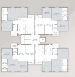 1233 sqft, 3 bhk Apartment in Builder Project sama savli road, Vadodara at Rs. 42.5100 Lacs
