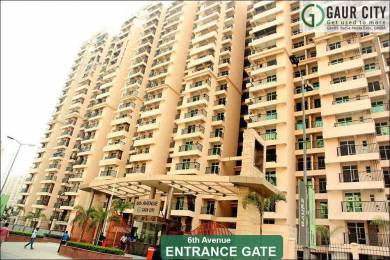 1500 sqft, 3 bhk Apartment in Gaursons and Saviour Builders Gaur City 2 16th Avenue EPIP, Noida at Rs. 57.5000 Lacs