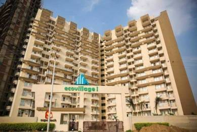 598 sqft, 1 bhk Apartment in Supertech Eco Village 1 Sector 1 Noida Extension, Greater Noida at Rs. 16.7000 Lacs