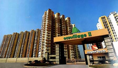 1464 sqft, 3 bhk Apartment in Supertech Eco Village II Noida Phase II, Noida at Rs. 46.5000 Lacs