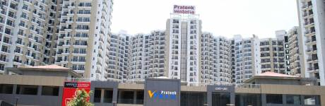 955 sqft, 2 bhk Apartment in Prateek Wisteria Sector 77, Noida at Rs. 54.5000 Lacs