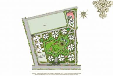1565 sqft, 3 bhk Apartment in RG Luxury Homes Sector 16B Noida Extension, Greater Noida at Rs. 59.5000 Lacs