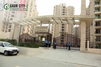 890 sqft, 2 bhk Apartment in Gaursons 11th Avenue Sector 16C Noida Extension, Greater Noida at Rs. 35.8200 Lacs