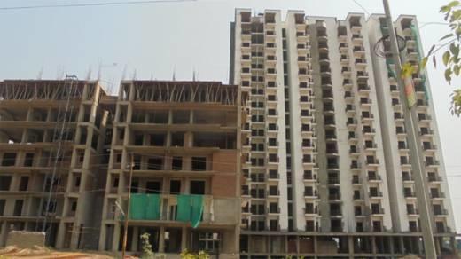 615 sqft, 1 bhk Apartment in Maxblis Grand Kingston Sector 75, Noida at Rs. 28.9400 Lacs