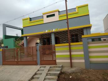 1250 sqft, 2 bhk Villa in Builder Project Therkkuppalayam, Coimbatore at Rs. 60.0000 Lacs