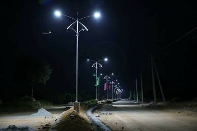 1800 sqft, Plot in Builder Adibatla hmda approved plots Ibrahimpatnam, Hyderabad at Rs. 15.2000 Lacs