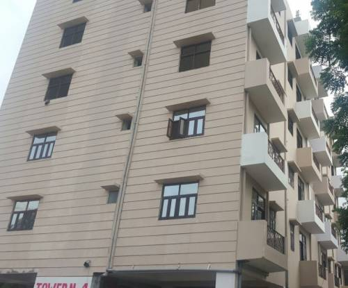 590 sqft, 1 bhk Apartment in Lucky Palm Valley Sector 1 Noida Extension, Greater Noida at Rs. 14.0000 Lacs