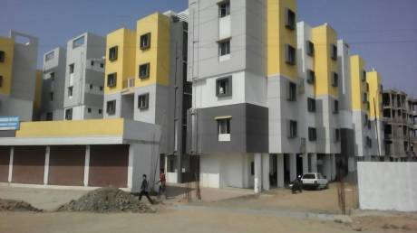933 sqft, 3 bhk Apartment in Builder Kasturi nagar sky developers Gotal Pajri, Nagpur at Rs. 18.6600 Lacs