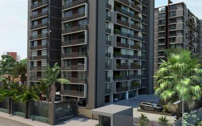 1125 sqft, 2 bhk Apartment in Satyam Status Jodhpur Village, Ahmedabad at Rs. 60.0000 Lacs