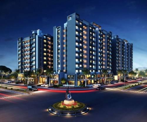 1683 sqft, 3 bhk Apartment in Krishna Krishna Heights Near Nirma University On SG Highway, Ahmedabad at Rs. 52.0000 Lacs