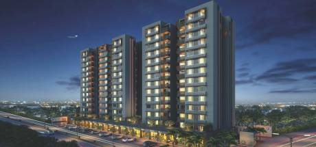 1773 sqft, 3 bhk Apartment in Nishant Ratnaakar Atelier Jodhpur Village, Ahmedabad at Rs. 1.0700 Cr