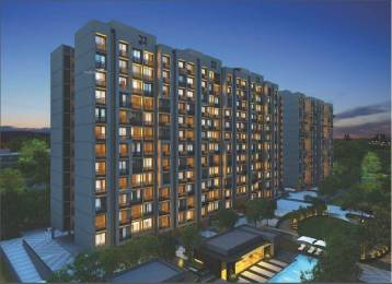 1230 sqft, 2 bhk Apartment in Goyal Orchid Paradise Bopal, Ahmedabad at Rs. 60.0000 Lacs