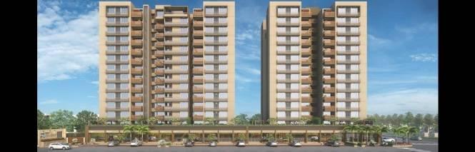 1773 sqft, 3 bhk Apartment in Nishant Ratnaakar Atelier Jodhpur Village, Ahmedabad at Rs. 1.0700 Cr