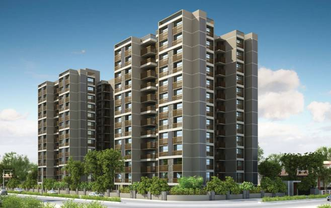 2214 sqft, 3 bhk Apartment in Binori Solitaire Bopal, Ahmedabad at Rs. 79.0000 Lacs