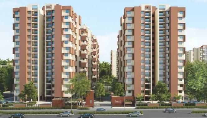 1285 sqft, 2 bhk Apartment in Applewoods Sorrel Shela, Ahmedabad at Rs. 40.0000 Lacs