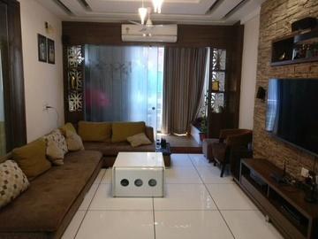 2202 sqft, 3 bhk Apartment in Setu Copper Stone Thaltej, Ahmedabad at Rs. 30000