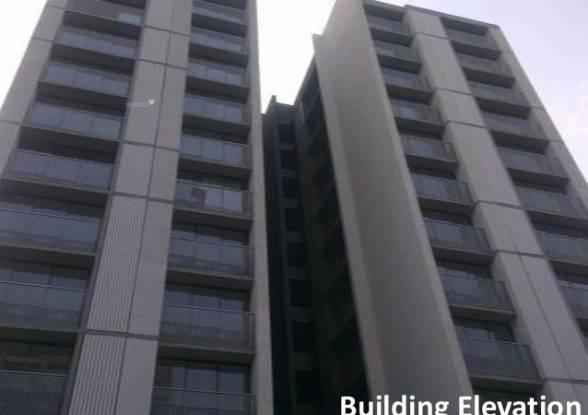 1113 sqft, 2 bhk Apartment in Gala Aria Bopal, Ahmedabad at Rs. 15000