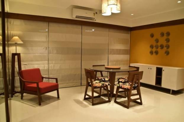 2070 sqft, 3 bhk Apartment in Zodiac Aarish Jodhpur Village, Ahmedabad at Rs. 30000