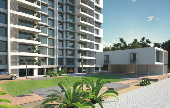 2610 sqft, 3 bhk Apartment in Nishant Ratnaakar III Jodhpur Village, Ahmedabad at Rs. 35000