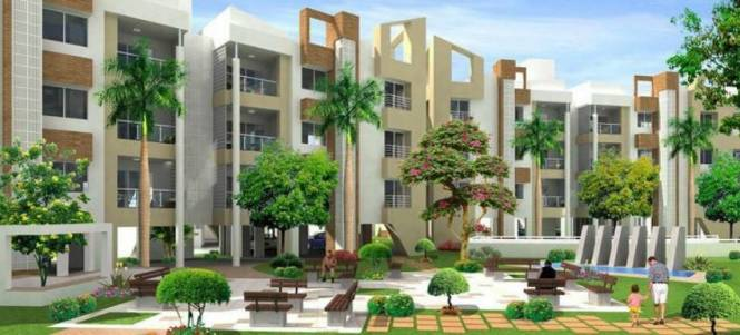 1950 sqft, 3 bhk Apartment in Pacifica La Habitat Thaltej, Ahmedabad at Rs. 25000