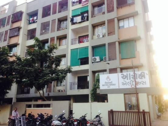 1746 sqft, 3 bhk Apartment in Siddhi Siddhi Aarohi Elegance Bopal, Ahmedabad at Rs. 16000
