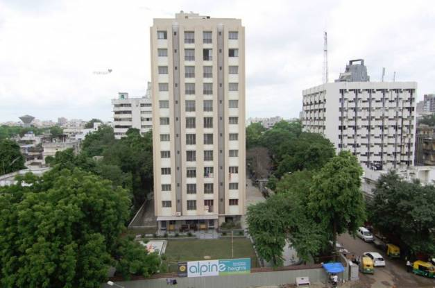1215 sqft, 2 bhk Apartment in Samved Alpine Heights Navrangpura, Ahmedabad at Rs. 22000