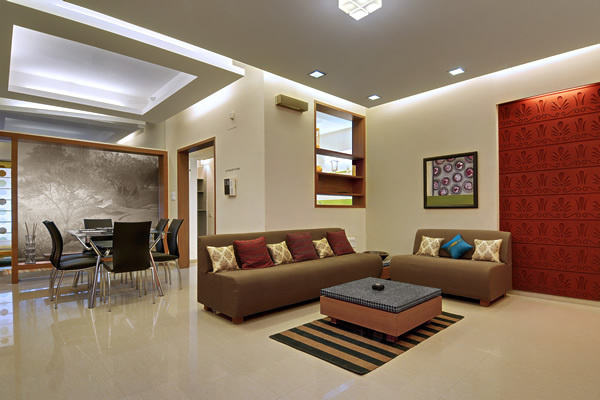 2115 sqft, 3 bhk Apartment in Deep Indraprasth 7 Bodakdev, Ahmedabad at Rs. 27000