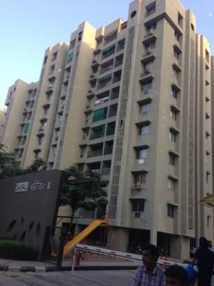1260 sqft, 2 bhk Apartment in Safal Safal Parisar II Bopal, Ahmedabad at Rs. 16000