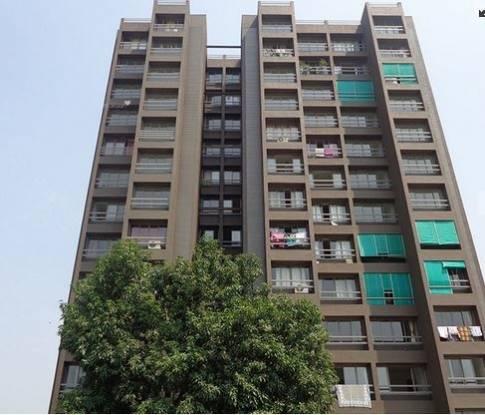 1187 sqft, 2 bhk Apartment in Safal Sameep Satellite, Ahmedabad at Rs. 14000