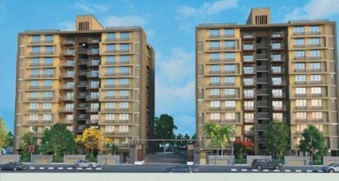 1999 sqft, 3 bhk Apartment in Sambhav Stavan Avisha Jodhpur Village, Ahmedabad at Rs. 1.2000 Cr
